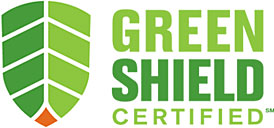 Green Shield Certified